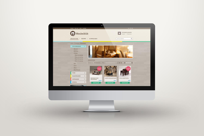 webshop meubelklik 2