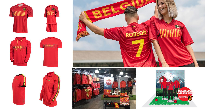 belgium collectie